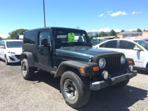 2006 Jeep Wrangler Unlimited *Hard top
